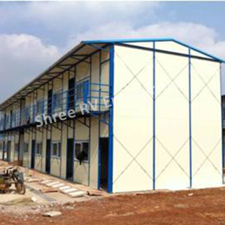 Sandwich Panel Labour Camp